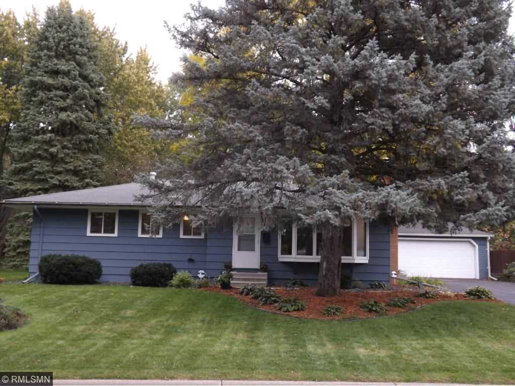 Mls 4768833 hennepin county home for sale crystal for Front door hennepin county