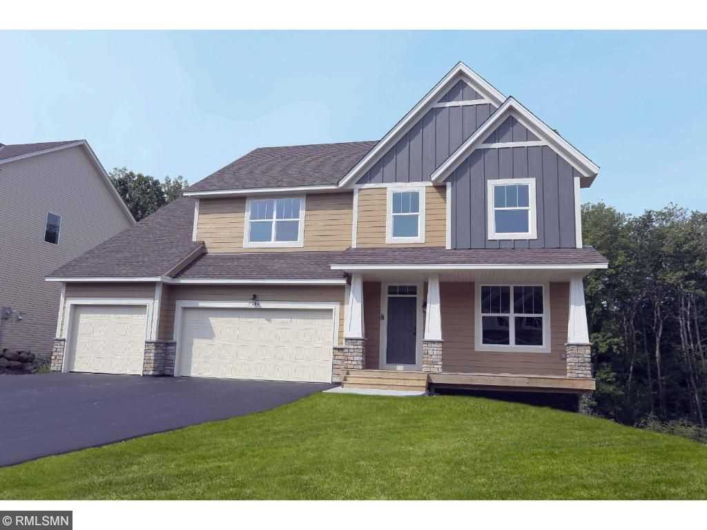 New Home Construction For Sale Oak Grove Mn