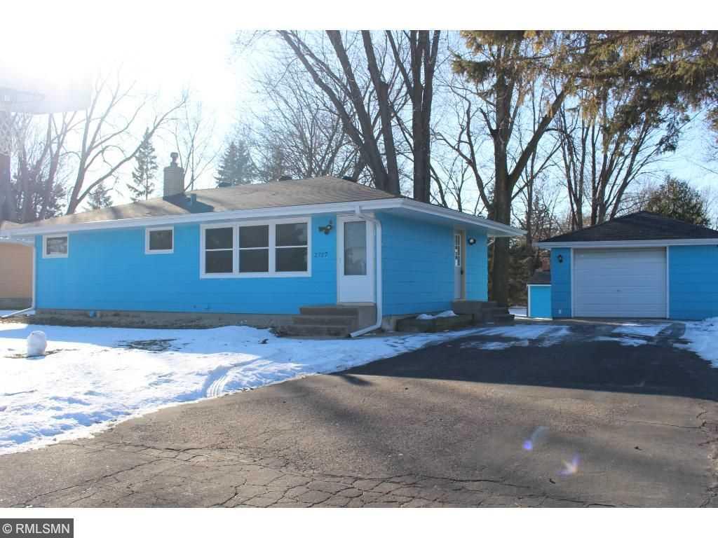 2727 woodbridge street roseville 55113 mls 4792142 home for sale
