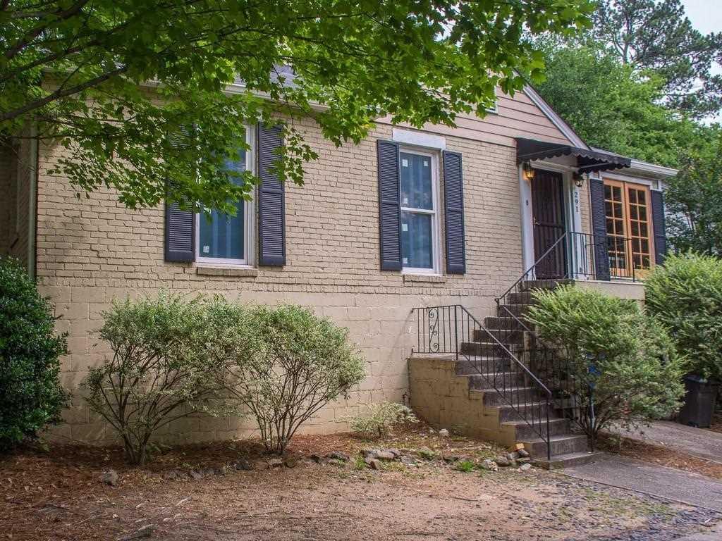 291 Deering Rd NW, Atlanta GA 30309, MLS # 5848633 | Loring Heights Photo 1