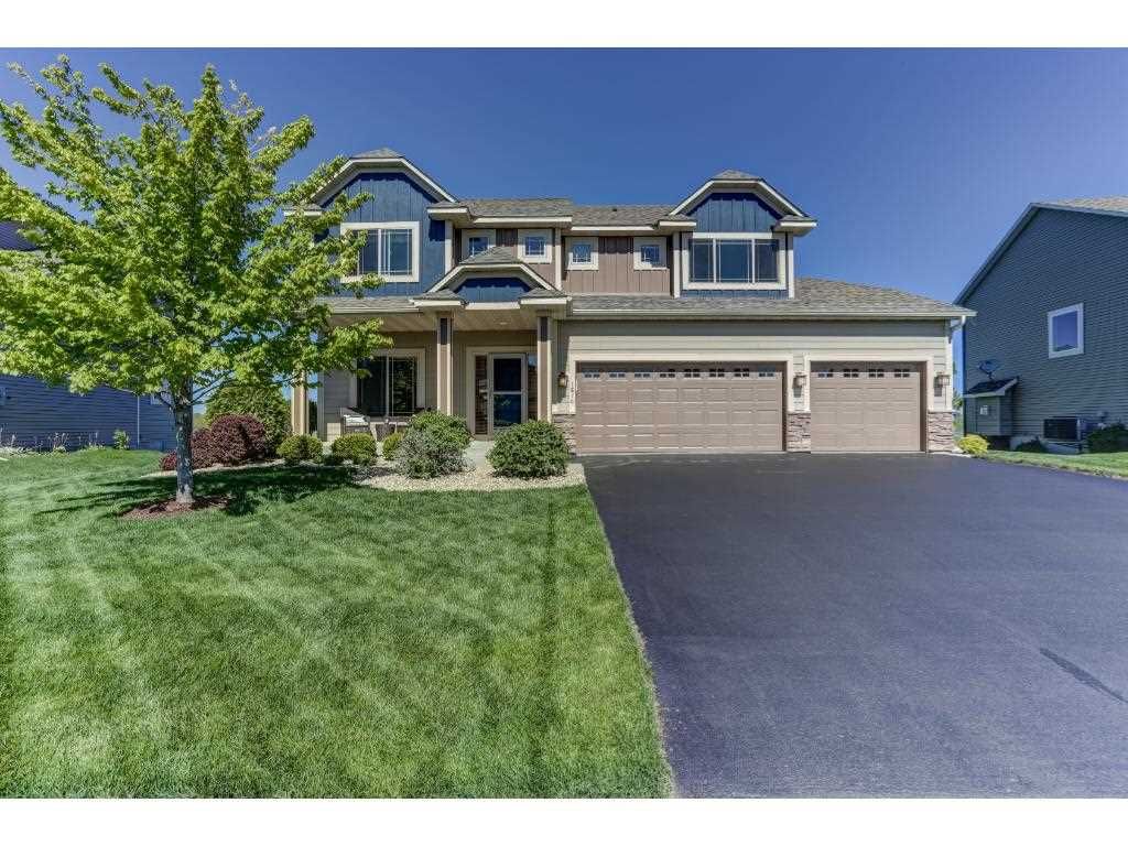1870 foothill trail shakopee 55379 mls 4831664 riverside bluffs home for sale