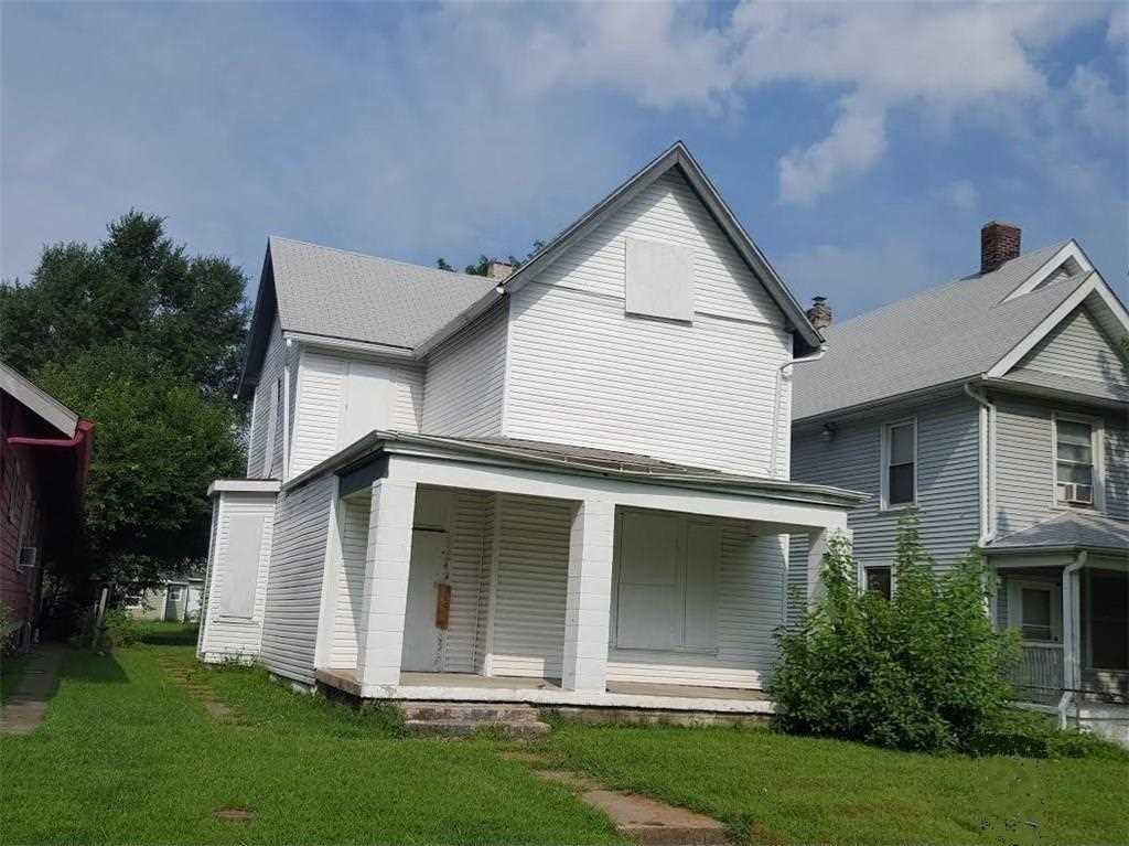 2246 n bellefontaine n street indianapolis in 46205 mls for Tradamer style house