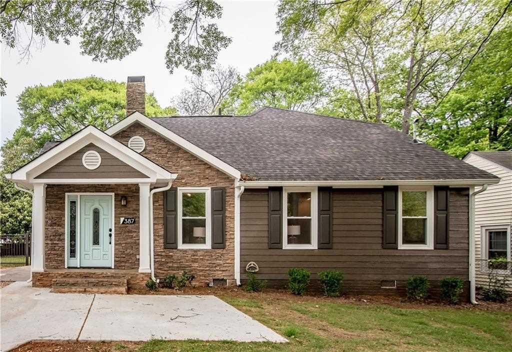 387 Deering Rd NW, Atlanta GA 30309, MLS # 5795587 | Loring Heights Photo 1