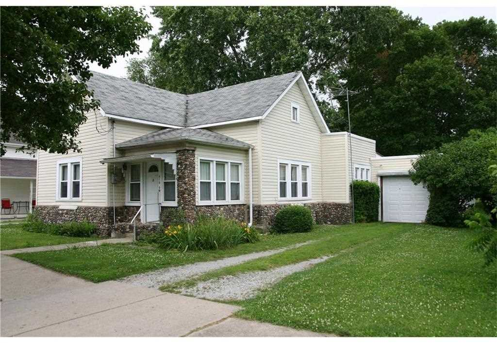 610 n main street shirley in 47384 mls 21494065 for Tradamer style house