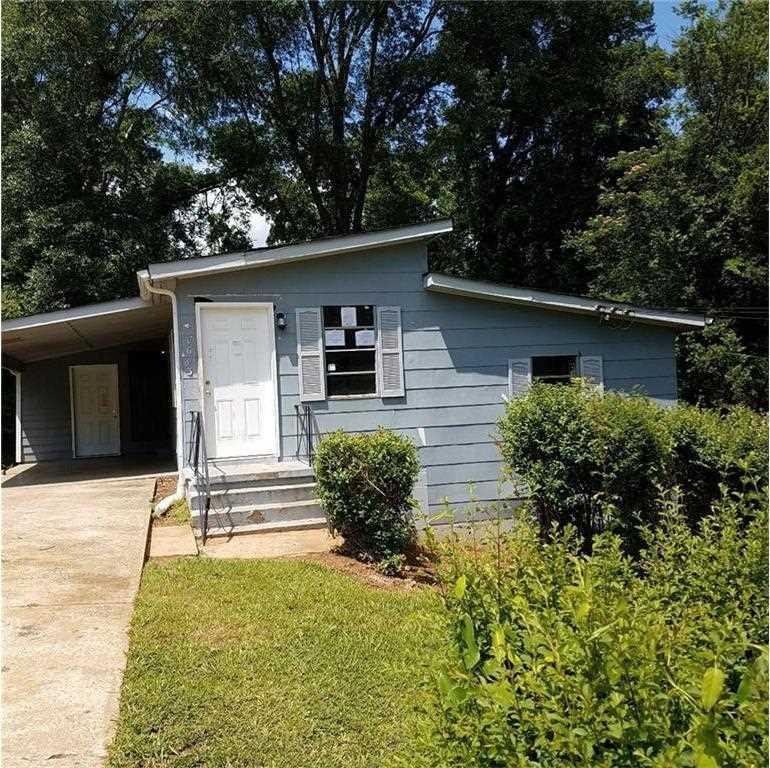 1683 Mary George Ave NW Atlanta GA 30318