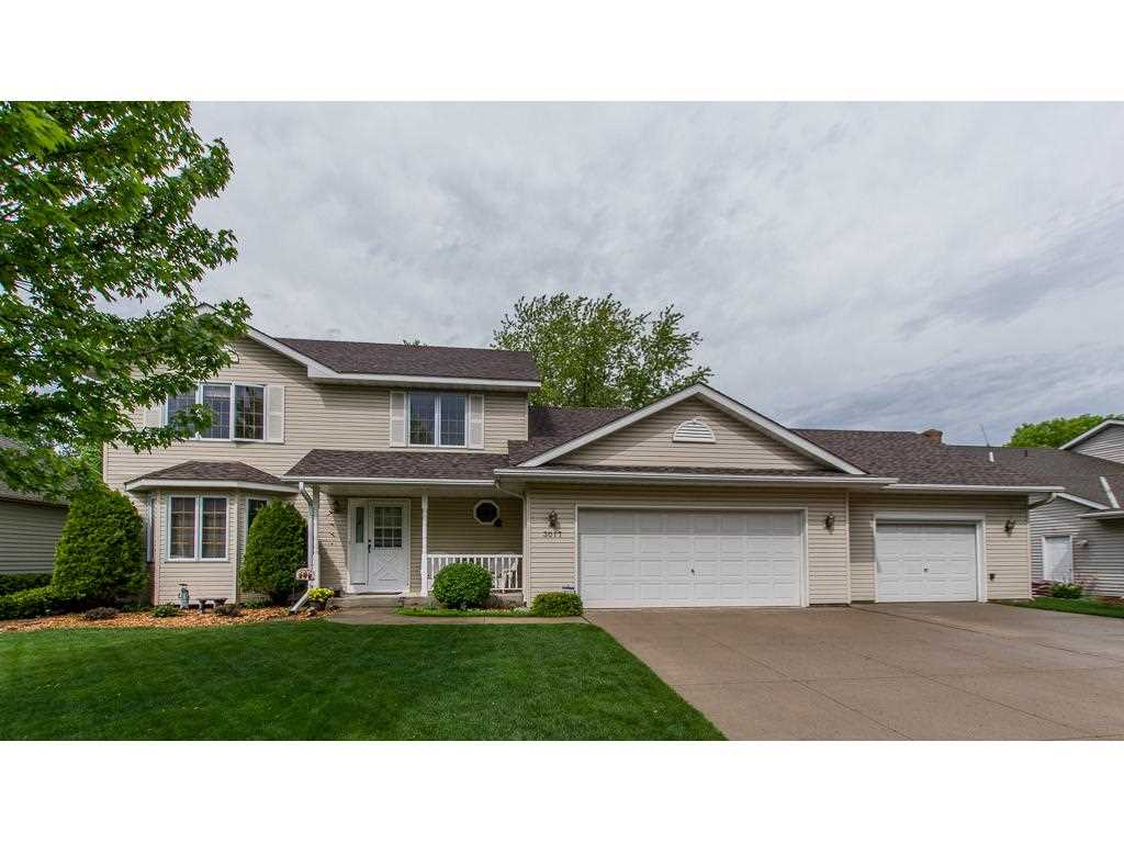 3017 dorland road n maplewood 55109 mls 4830286 home for Maplewood custom homes
