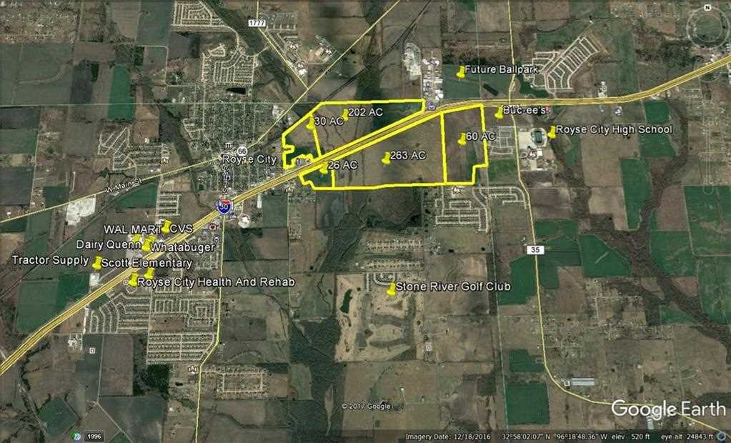 Commercial Property For Sale In Royse City Tx