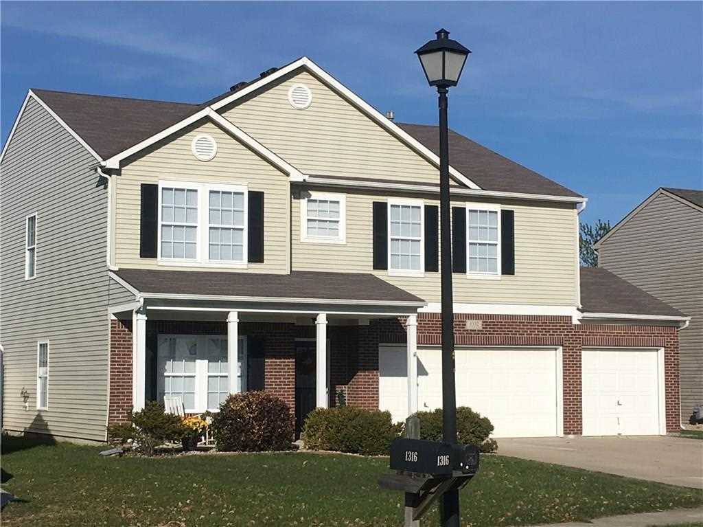 1332 Lavender Drive, Greenfield, IN - USA (photo 1)