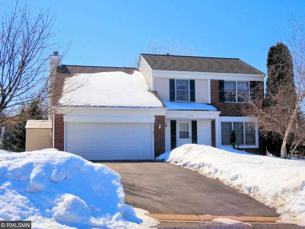 2432 king avenue e maplewood mn 55119 mls 4919442 for 1009 fifth avenue floor plan