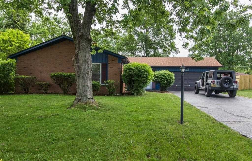 1215 Carroll White Drive, Indianapolis, IN - USA (photo 1)