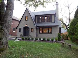 208 Buckingham Drive W Indianapolis,  IN 46208