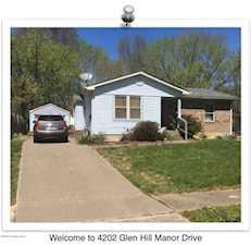 4202 Glen Hill Manor Dr Louisville, KY 40272