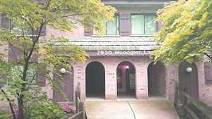 7930 Woodglen Ln #103 Downers Grove, IL 60516
