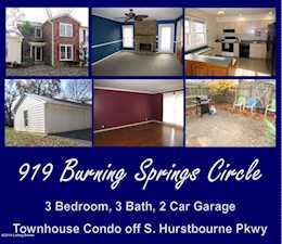 919 Burning Springs Cir Louisville, KY 40223