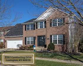 2257 Camberling Drive Lexington, KY 40515
