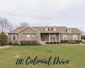 110 Colonial Drive Nicholasville, KY 40383