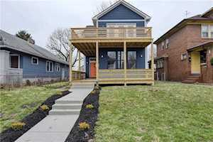 1615 Woodlawn Avenue Indianapolis, IN 46203