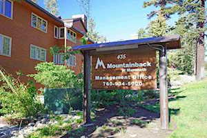435 Lakeview Blvd #18 Mountainback #18 Mammoth Lakes, CA 93546
