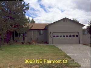 3063 Fairmont Court Bend, OR 97701