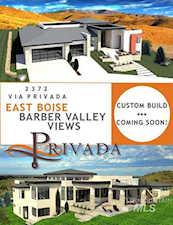 2372 S Via Privada (Lot 9) Boise, ID 83712