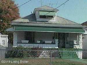 1453 Beech St Louisville, KY 40211