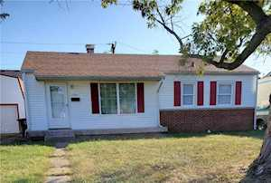 7943 E 49th Street Lawrence , IN 46226