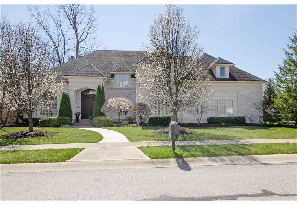 9311 Timberline Way Indianapolis, IN 46256 | MLS 21475529 Photo 1