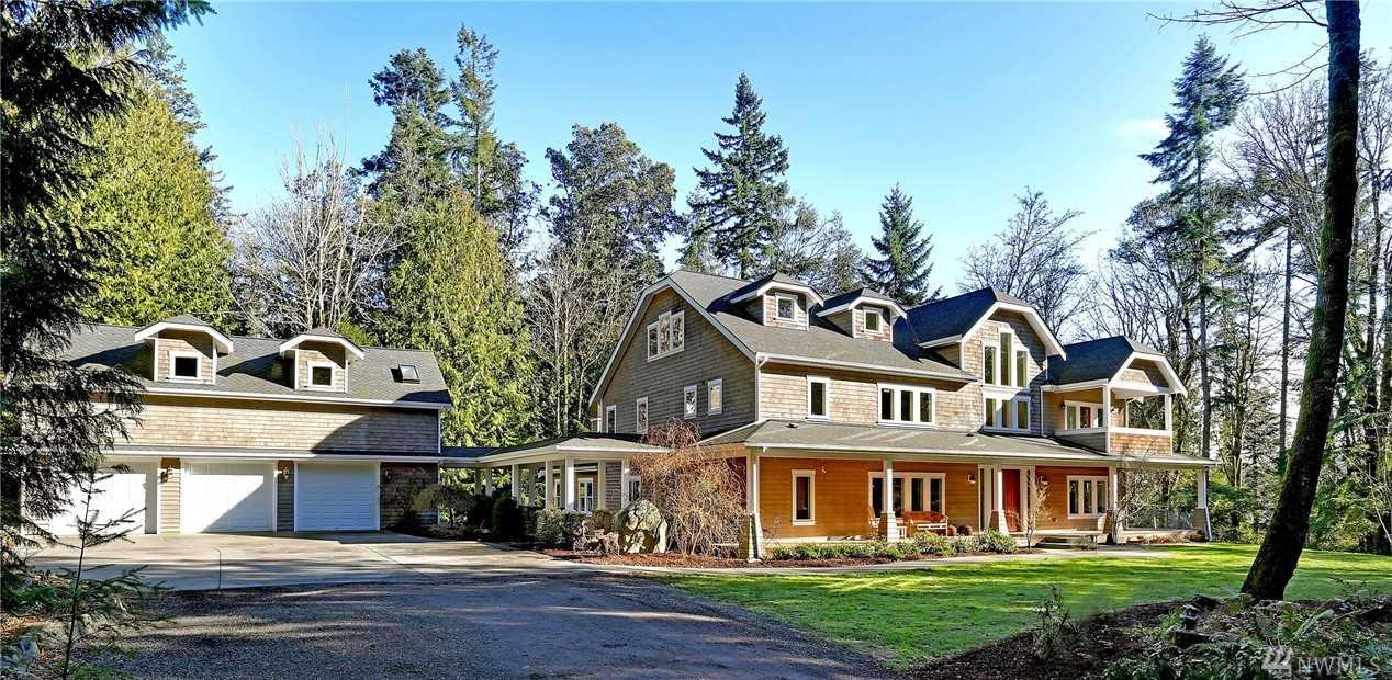 11011 NE Boulder Place Bainbridge Island 98110 - MLS 1075432 Photo 1