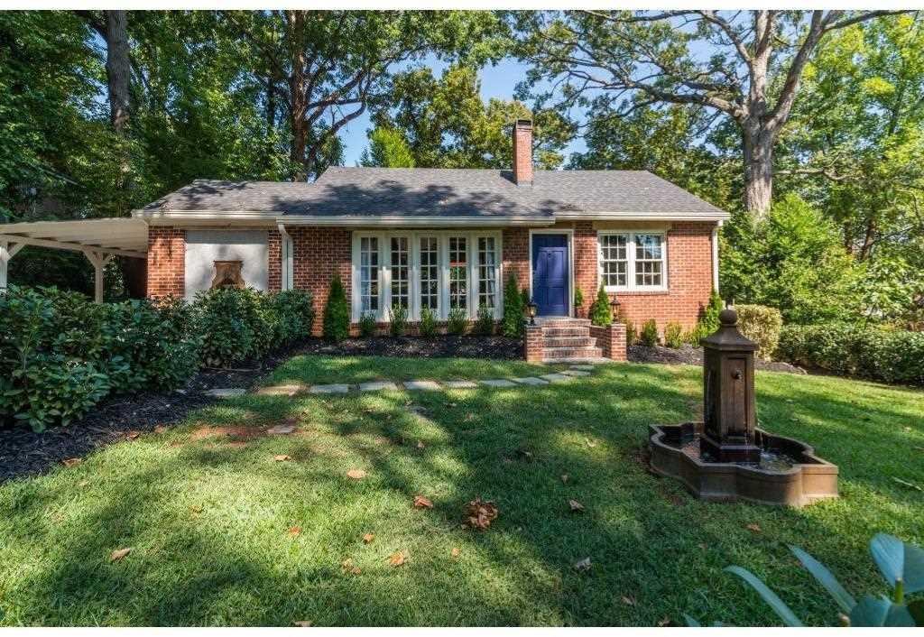 345 Lofton Rd NW, Atlanta GA 30309, MLS # 5819983 | Loring Heights Photo 1