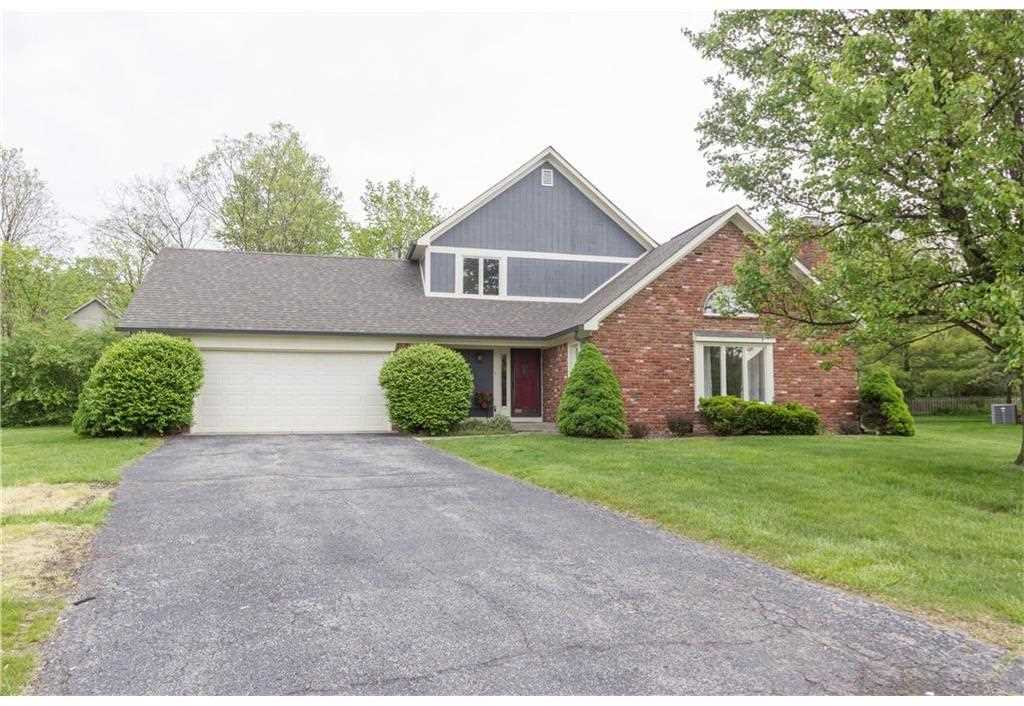 8342 Tequista Court Indianapolis, IN 46236 | MLS 21481251 Photo 1