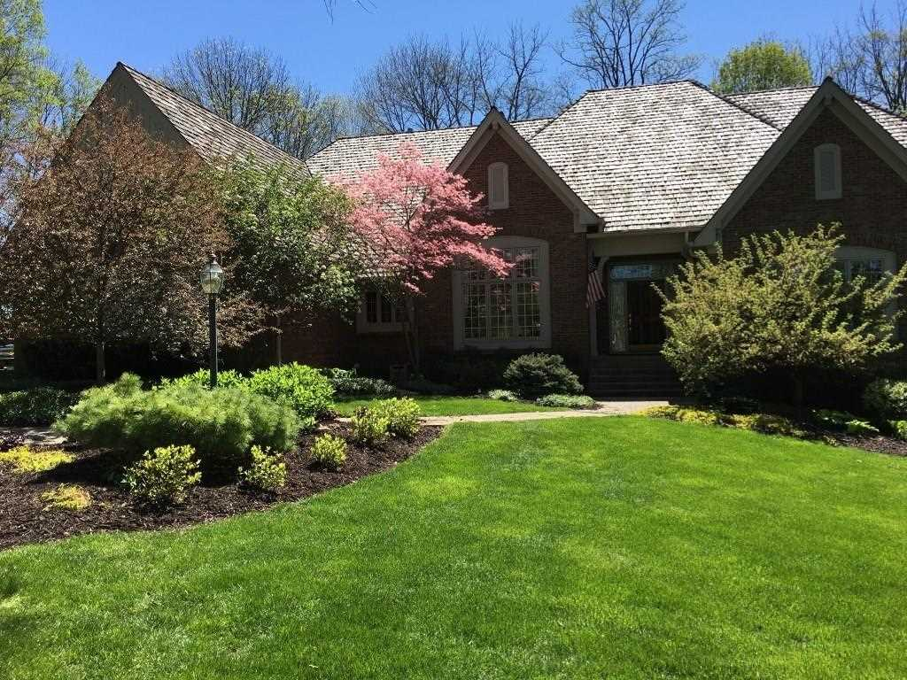 7350 Hull Road Zionsville, IN 46077 | MLS 21478896 Photo 1