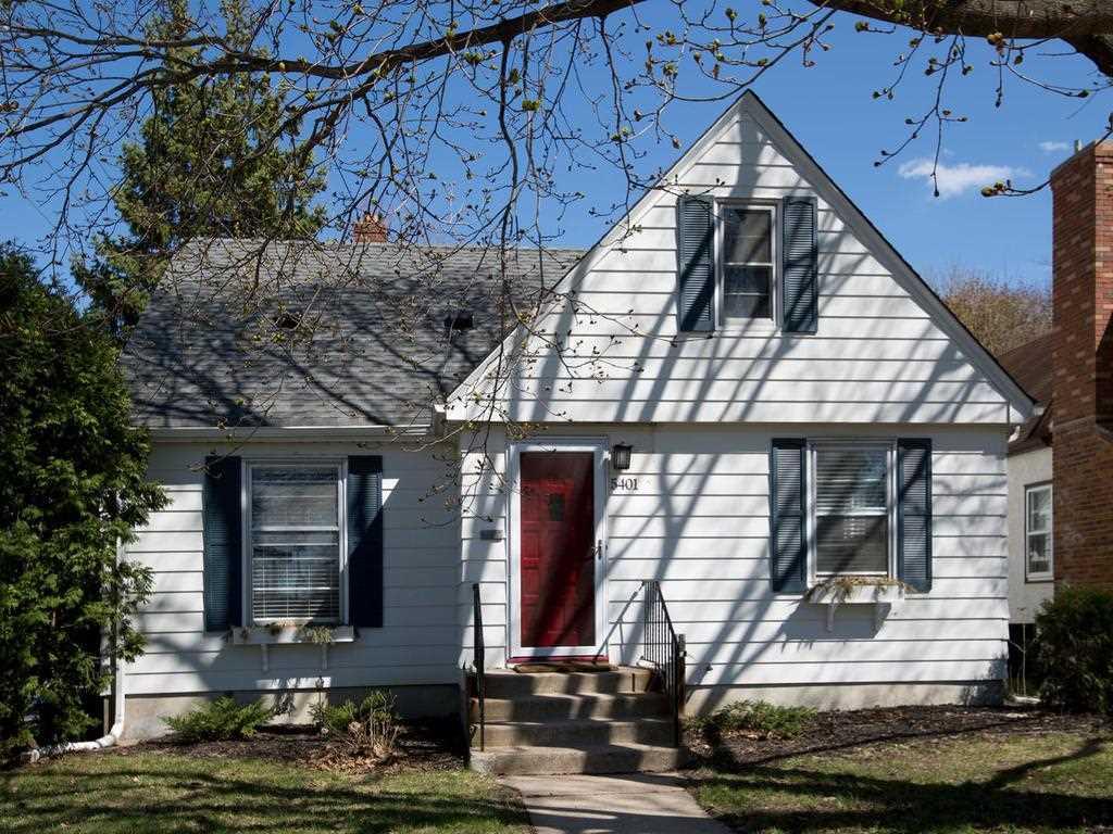 5401 Emerson Avenue S Minneapolis, MN 55419   MLS 4826353 Photo 1