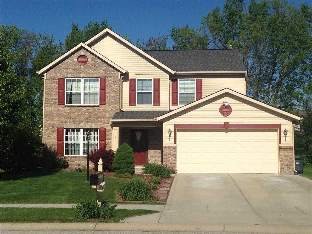 748 homestead way brownsburg in 46112 mls 21485956 for Brownsburg garage doors