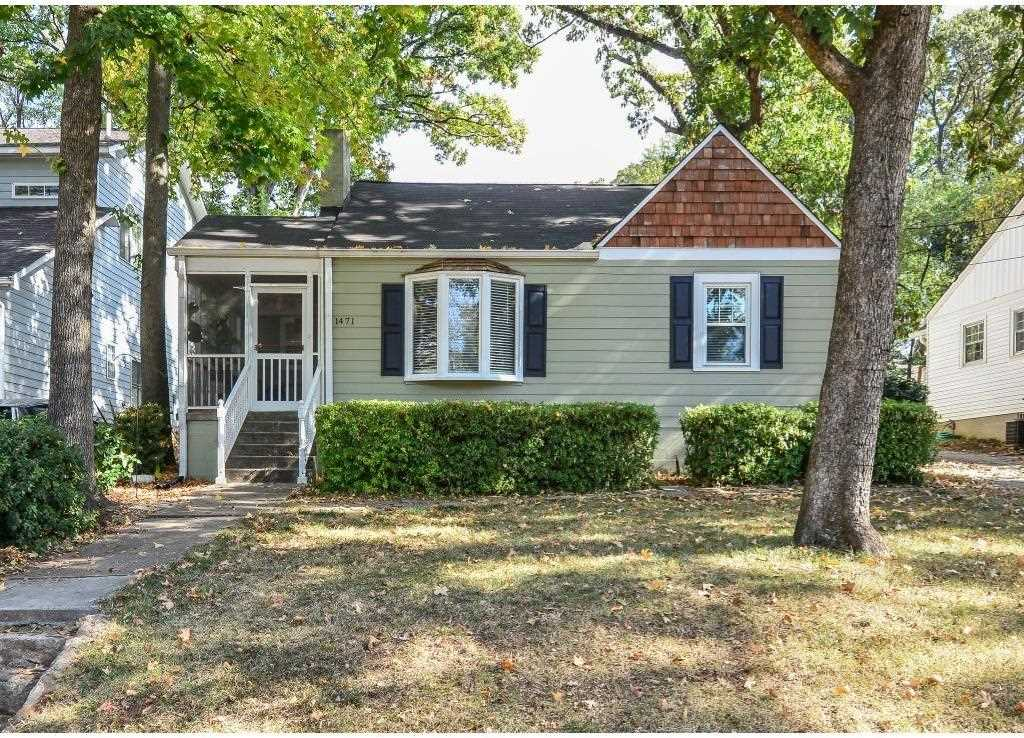 1471 Hawthorne Ave NW, Atlanta GA 30309, MLS # 5773399 | Loring Heights Photo 1