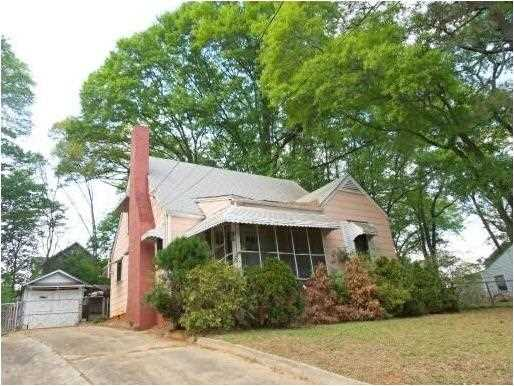 243 Lamon Ave SE is a homes for sale located in the East Atlanta Monument Heights community of Atlanta Photo 1