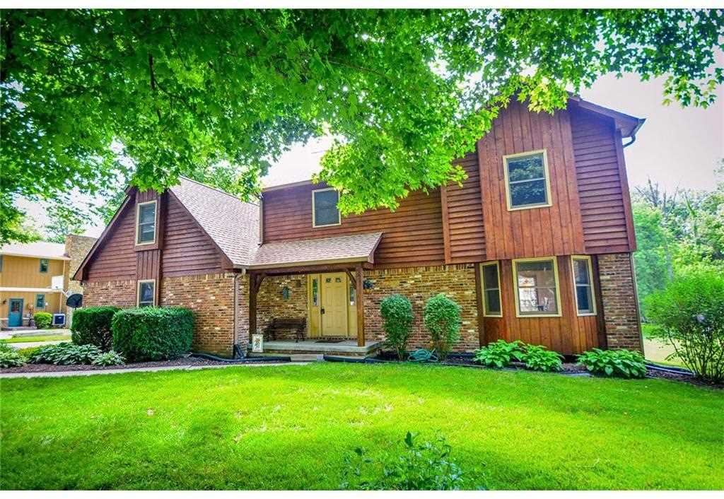 4079 S Creekside Drive New Palestine, IN 46163 | MLS 21491050 Photo 1