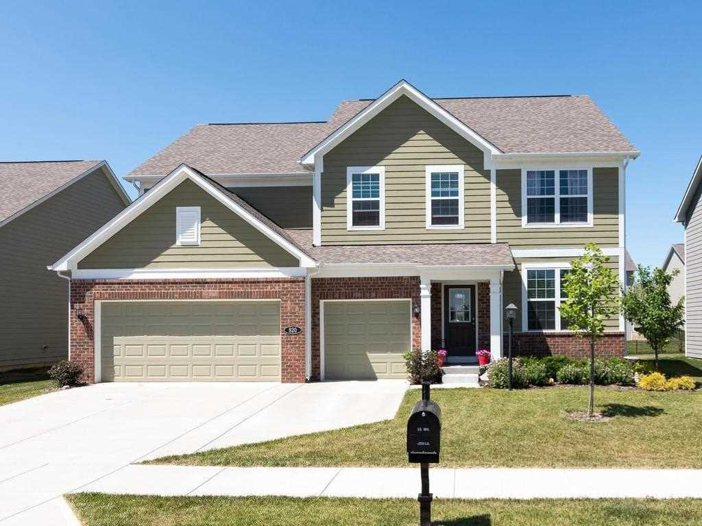 820 Holly Lane Farms Drive Westfield, IN 46074 | MLS 21491153 Photo 1