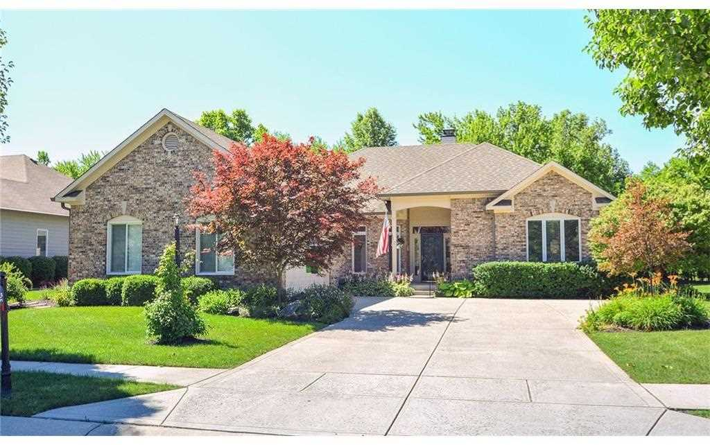 7313 Catboat Court Fishers, IN 46038 | MLS 21493440 Photo 1
