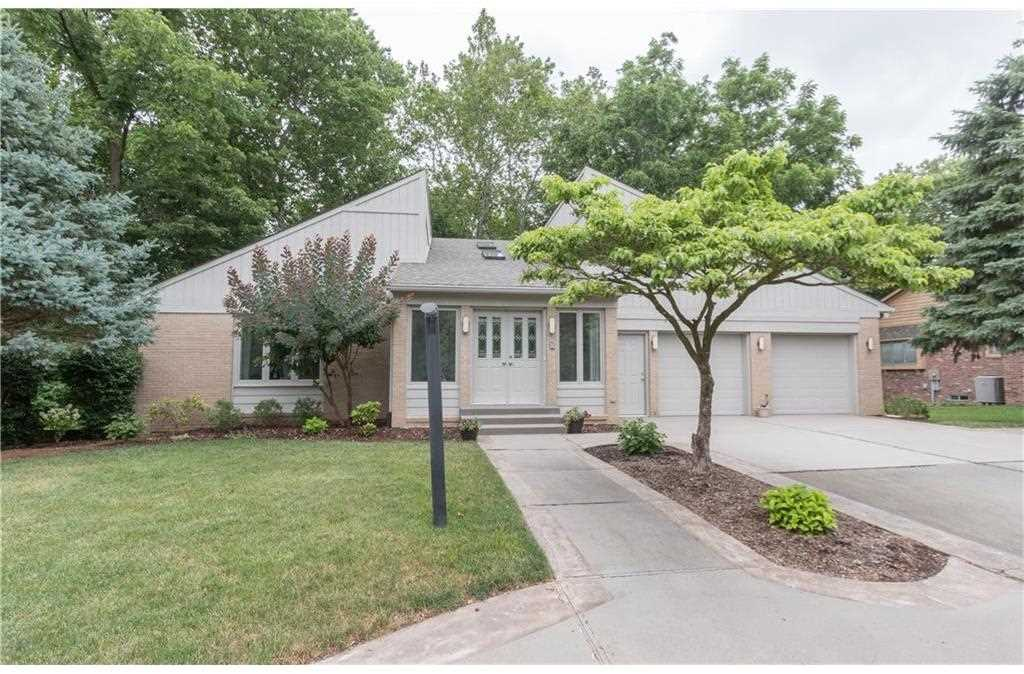 7808 Sailors Lane Indianapolis, IN 46254 | MLS 21493479 Photo 1