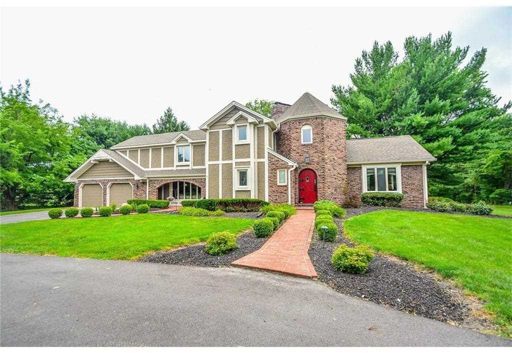 10570 E 116Th Street Fishers, IN 46037 | MLS 21494901 Photo 1