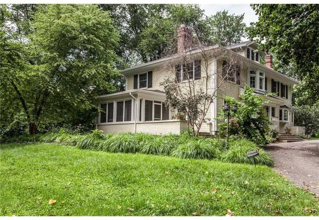 4190 Central Avenue Indianapolis, IN 46205 | MLS 21496473 Photo 1