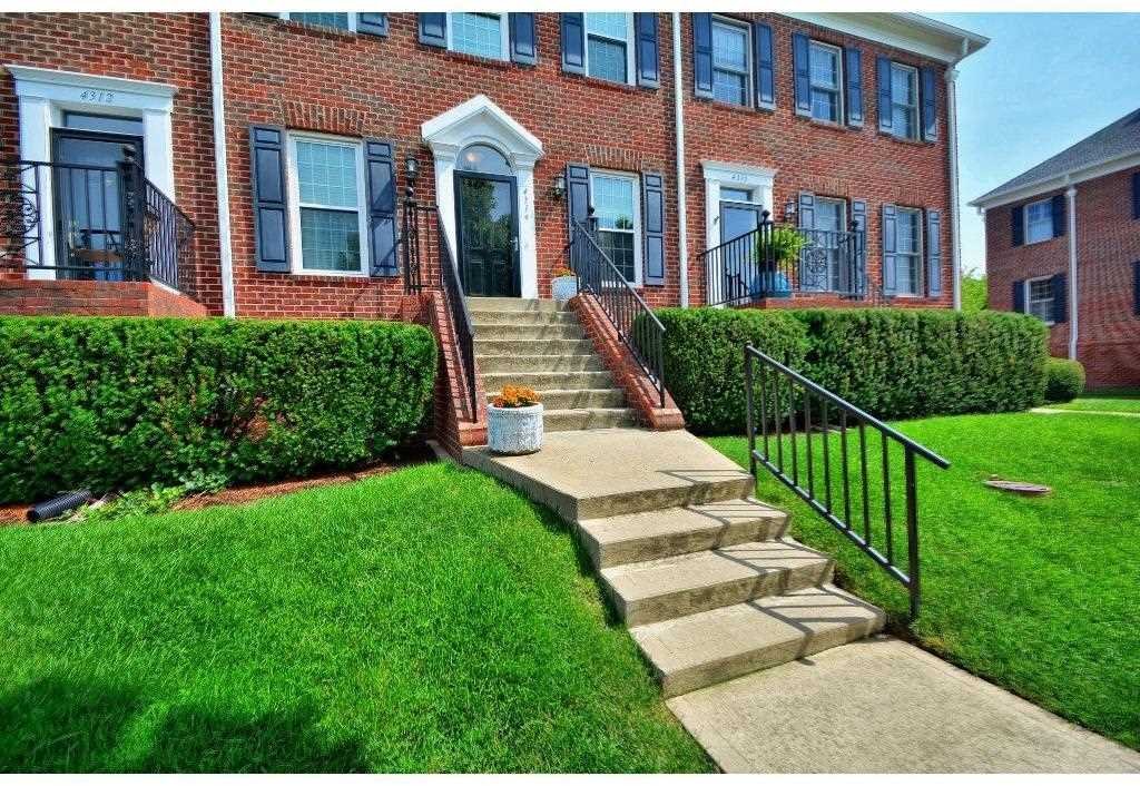 4314 Heyward Place #12 Indianapolis, IN 46240 | MLS 21495151 Photo 1