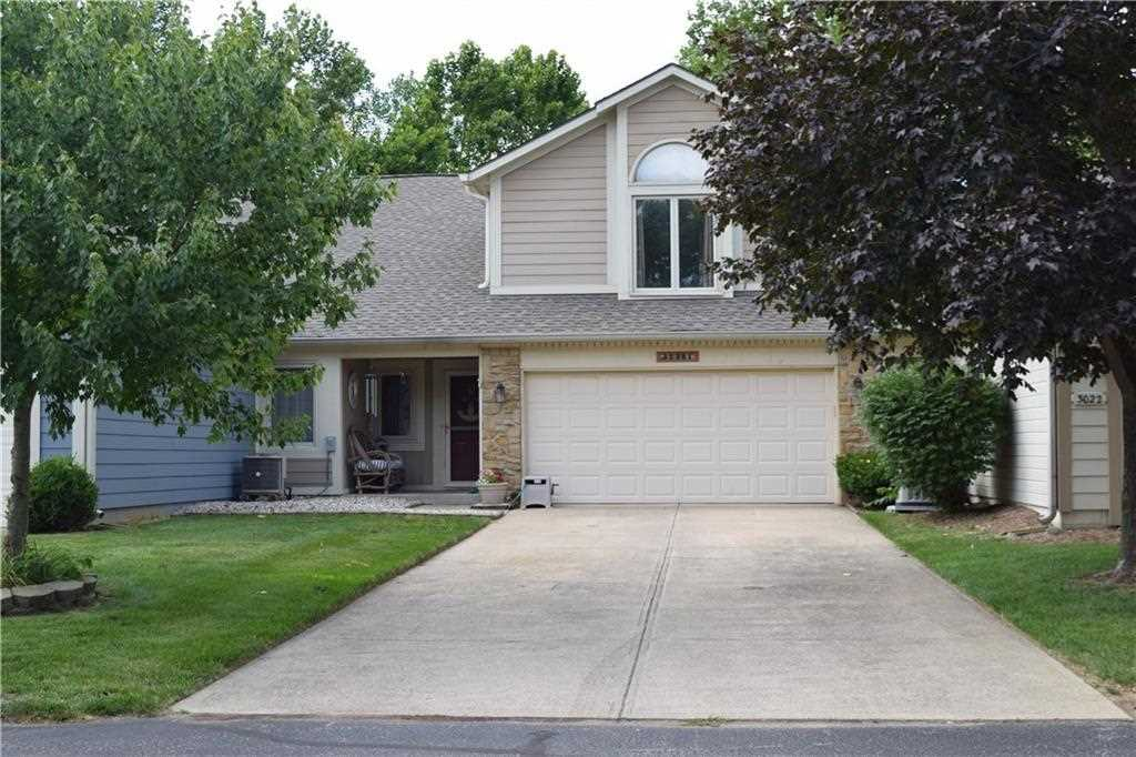 3018 River Bay Drive N Indianapolis, IN 46240 | MLS 21501176 Photo 1