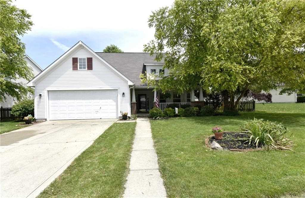 11058 Sanabria Drive Indianapolis, IN 46235 | MLS 21501509 Photo 1