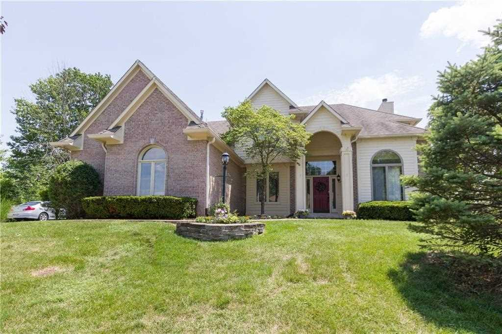 8809 Anchor Bay Court Indianapolis, IN 46236 | MLS 21493553 Photo 1