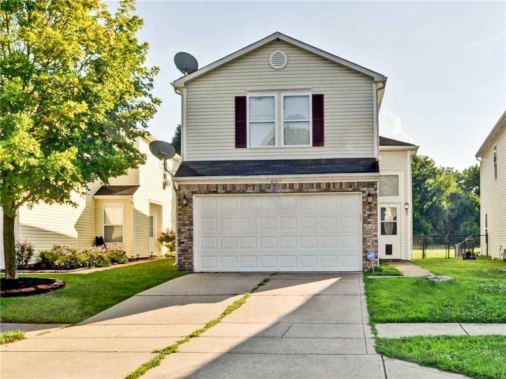 6616 Black Antler Circle Indianapolis, IN 46217 | MLS 21501975 Photo 1