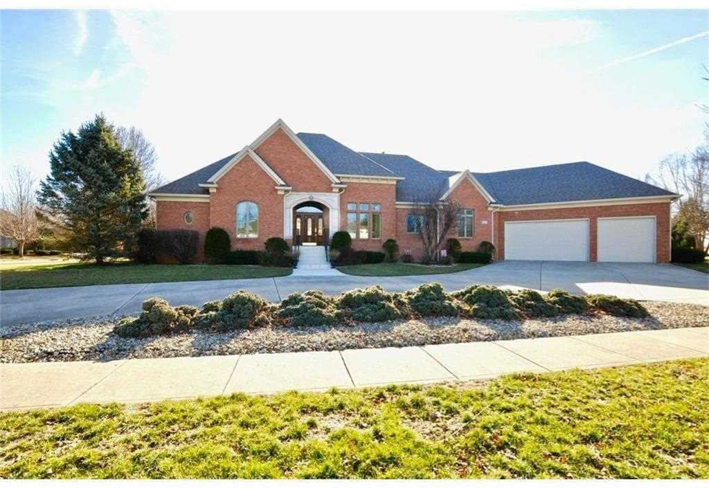3809 Atherton Lane Greenwood, IN 46143 | MLS 21503713 Photo 1
