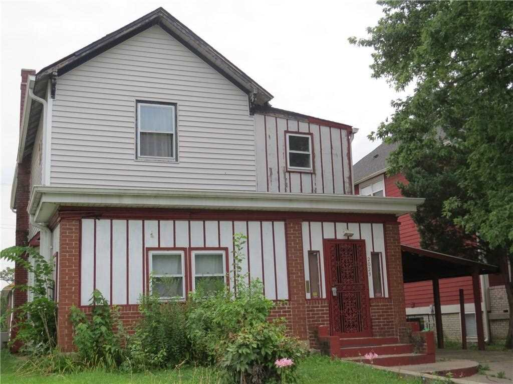 2023 Broadway Street Indianapolis, IN 46205 | MLS 21503763 Photo 1