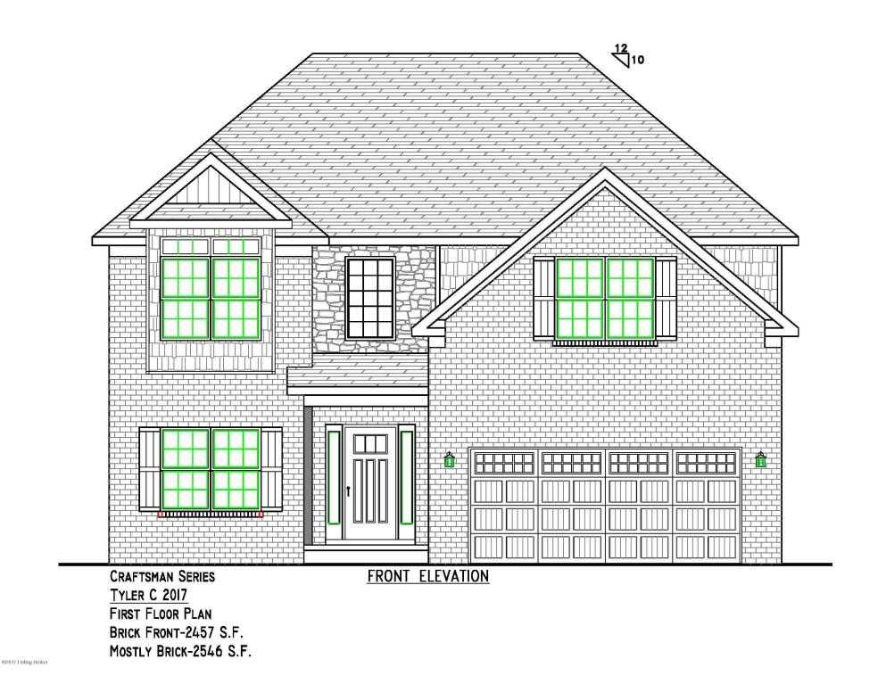 Lot 618 Mallard Lake Blvd Shepherdsville KY in Bullitt County - MLS# 1483321 | Real Estate Listings For Sale |Search MLS|Homes|Condos|Farms Photo 1
