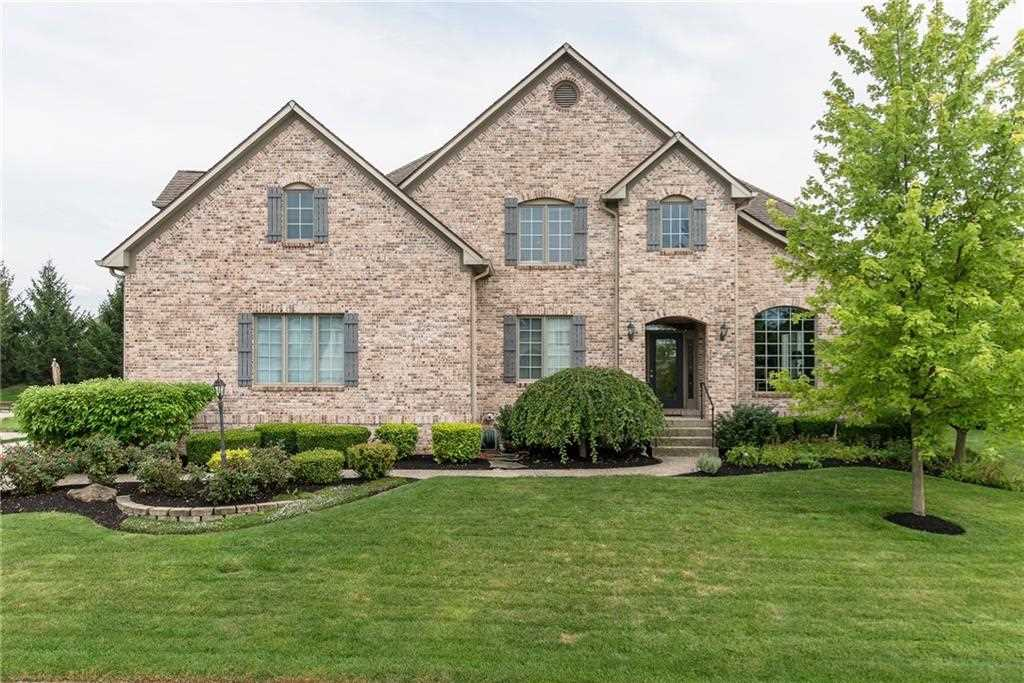 14493 Christie Ann Drive Fishers, IN 46040 | MLS 21505651 Photo 1